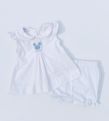 Catherine Mouse Set (12m-4t)