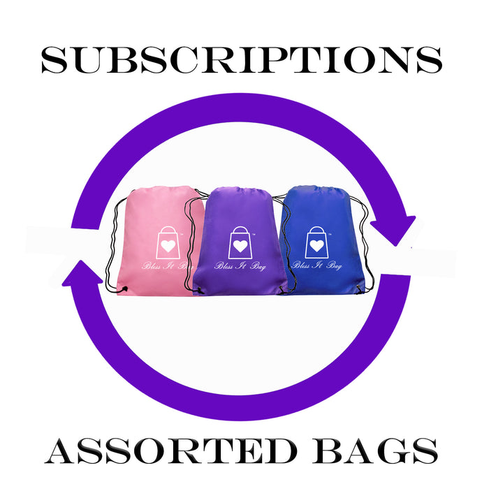 Subscriptions: Assorted Bless It Bags