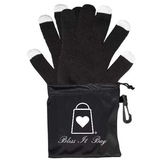 Bless It Bag Gloves