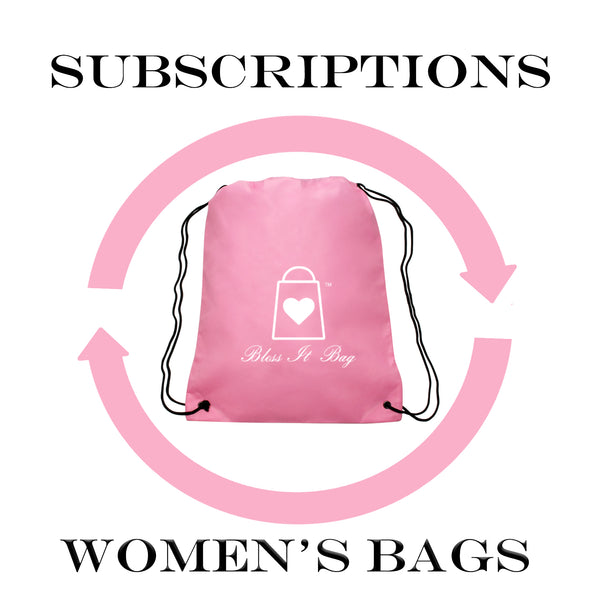 Subscriptions: Women's Bless It Bags
