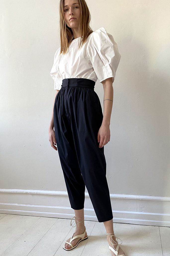 MR. LARKIN, Amelie Pant, Black