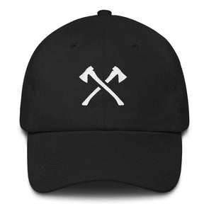 The Double Axe Cotton Cap