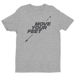 Move Your Feet (black ink)