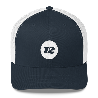 No. 12 Trucker Hat