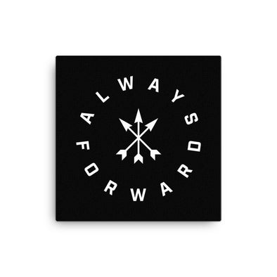 Always Forward (canvas art)