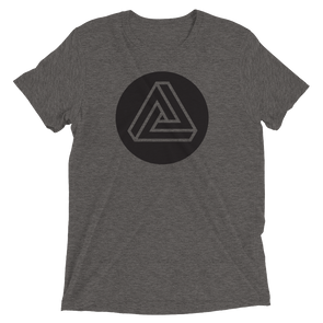 Illusory II (dark gray tri-blend)