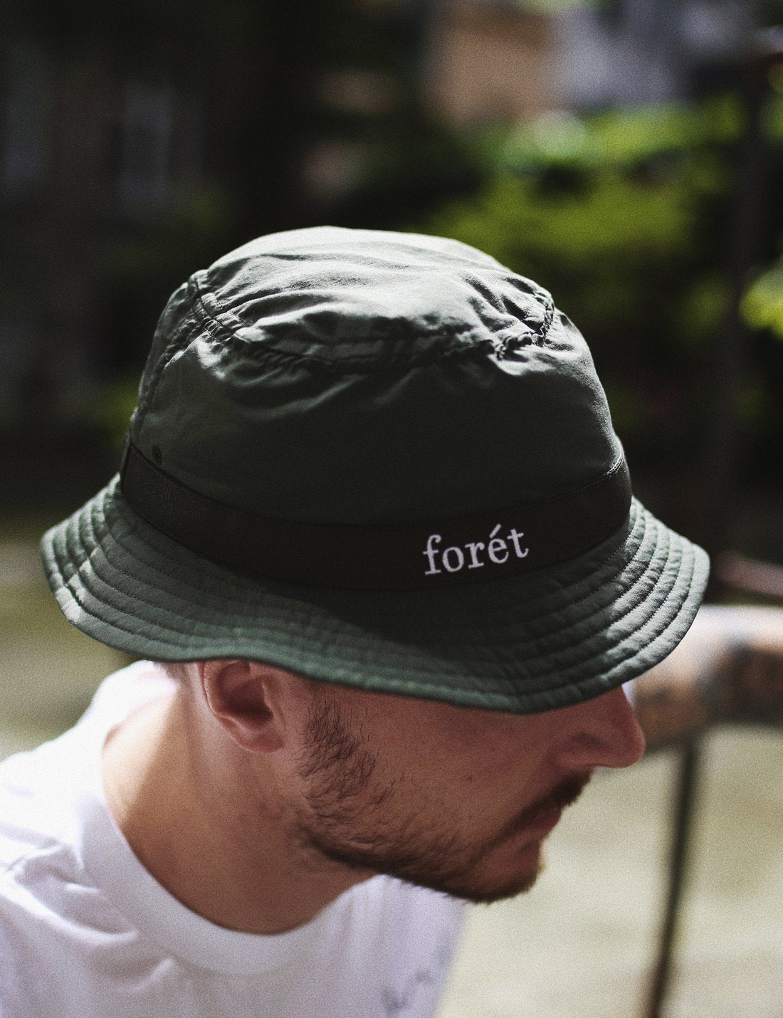 FORÈT – TROOP BUCKET HAT