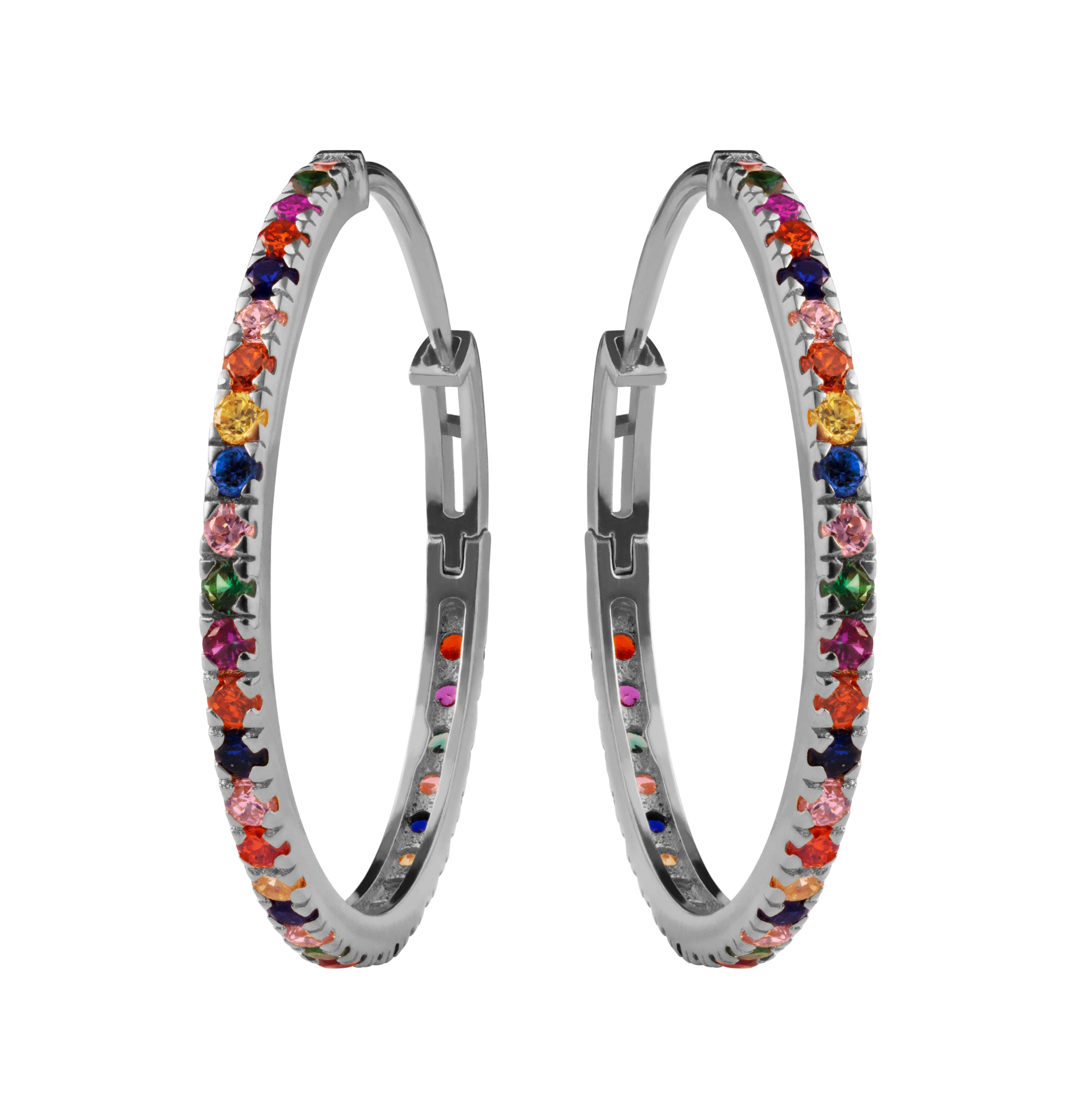 Maanesten – NUBIA EARRING 28MM