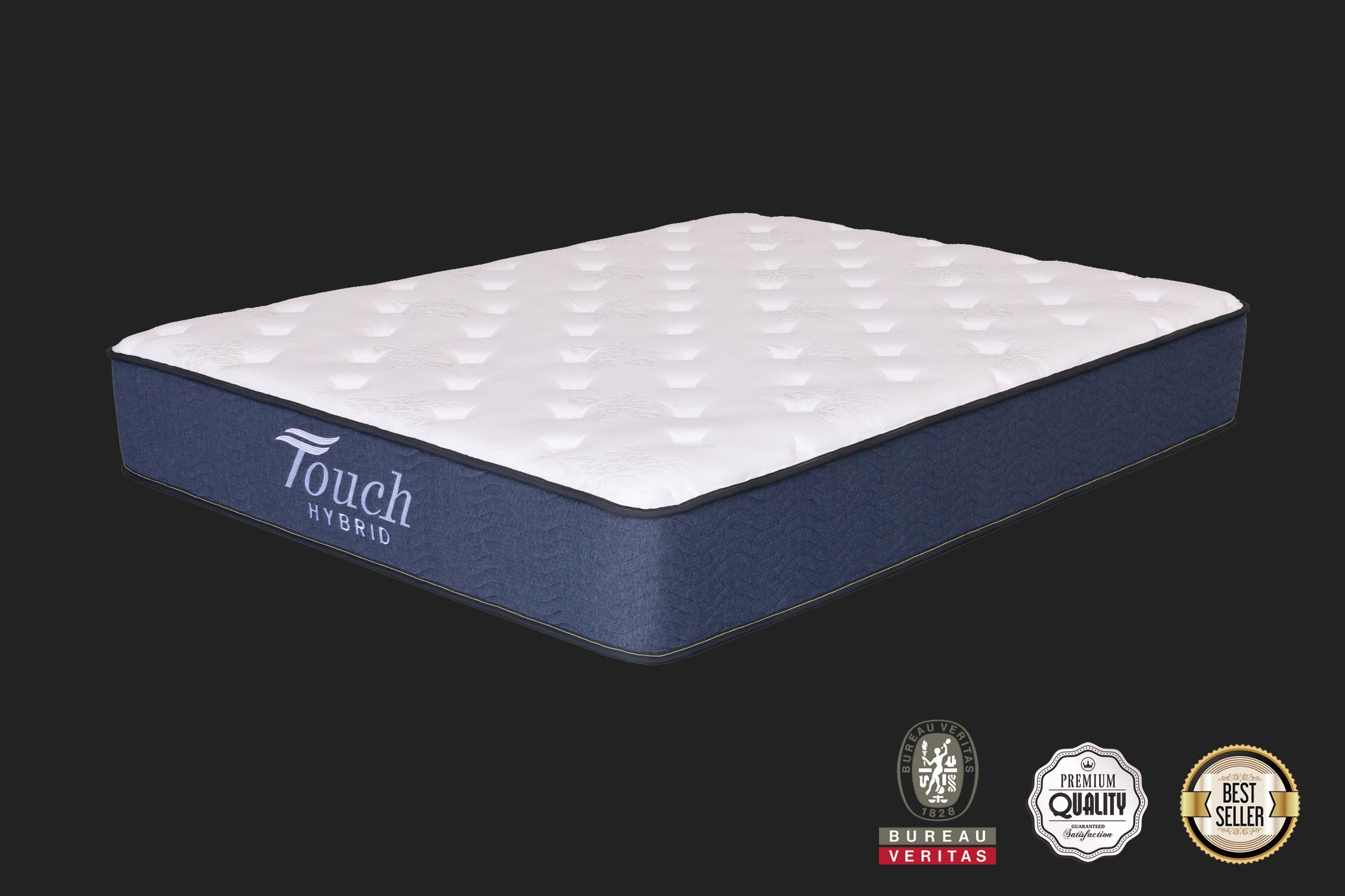 Touch Hybrid Mattress - Full