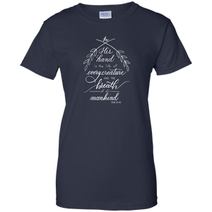 Soulbreather™ Scripture Tee Women's Cut Job 12:10