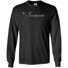 Load image into Gallery viewer, Soulbreather™ Dove Logo Long Sleeve T-shirt