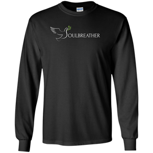 Soulbreather™ Dove Logo Long Sleeve T-shirt