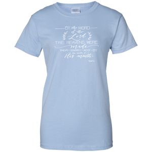 Soulbreather™ Scripture Tee Psalm 33:6