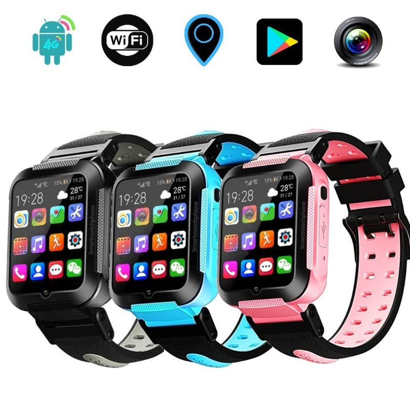 montre connectée ado smartwatchphone c98 4G