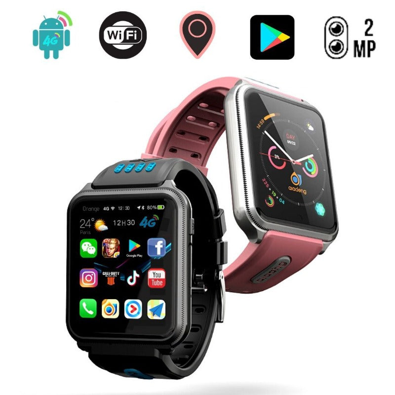 montre connectée enfant android 2mp