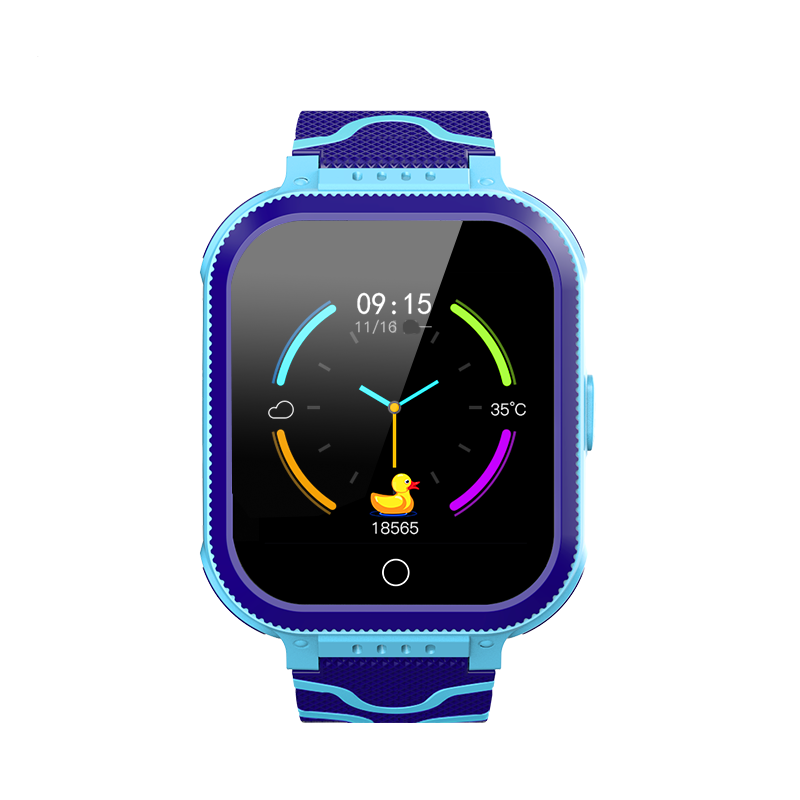 Montre Connectée Enfant GPS C72<br> 4G Wifi Waterproof