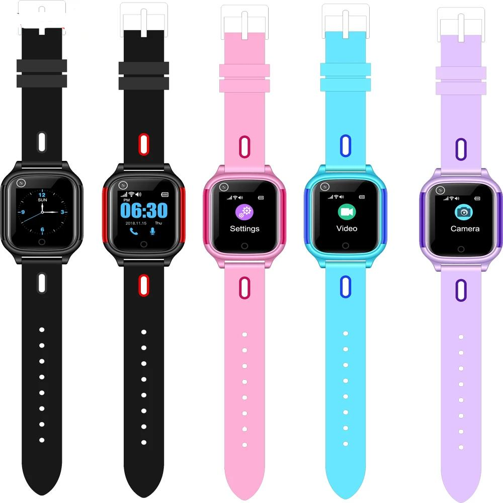 Montre Connectée Enfant SA28 GPS<br> 4G Wifi Waterproof