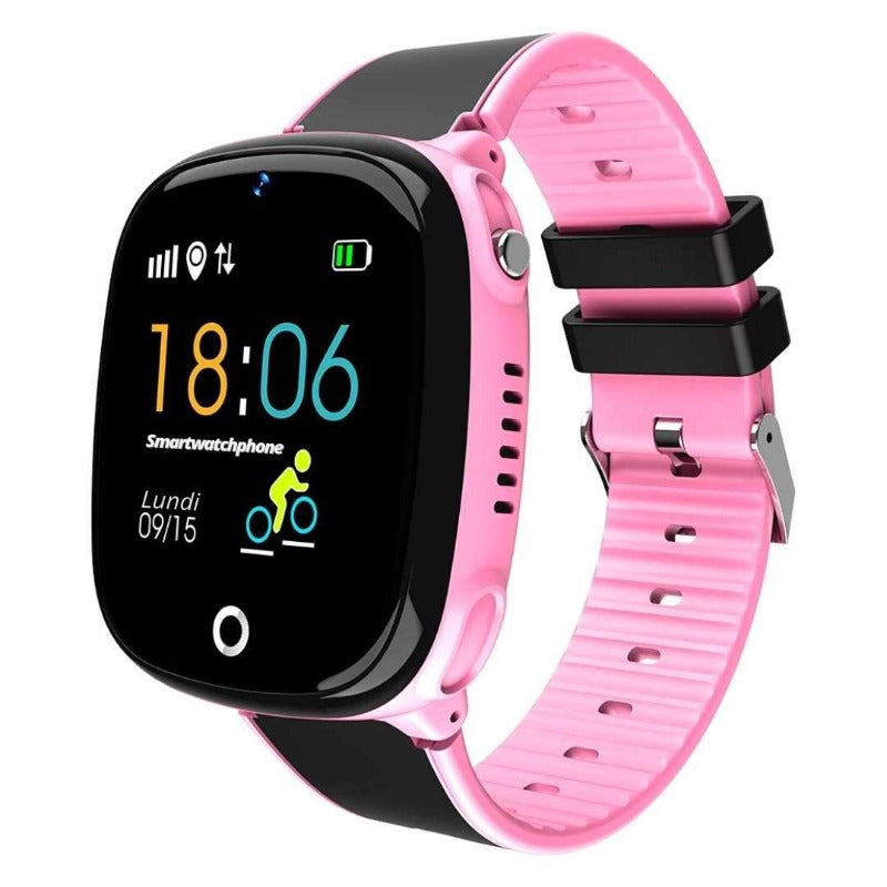 C76-ROSE-SMARTWATCHPHONE