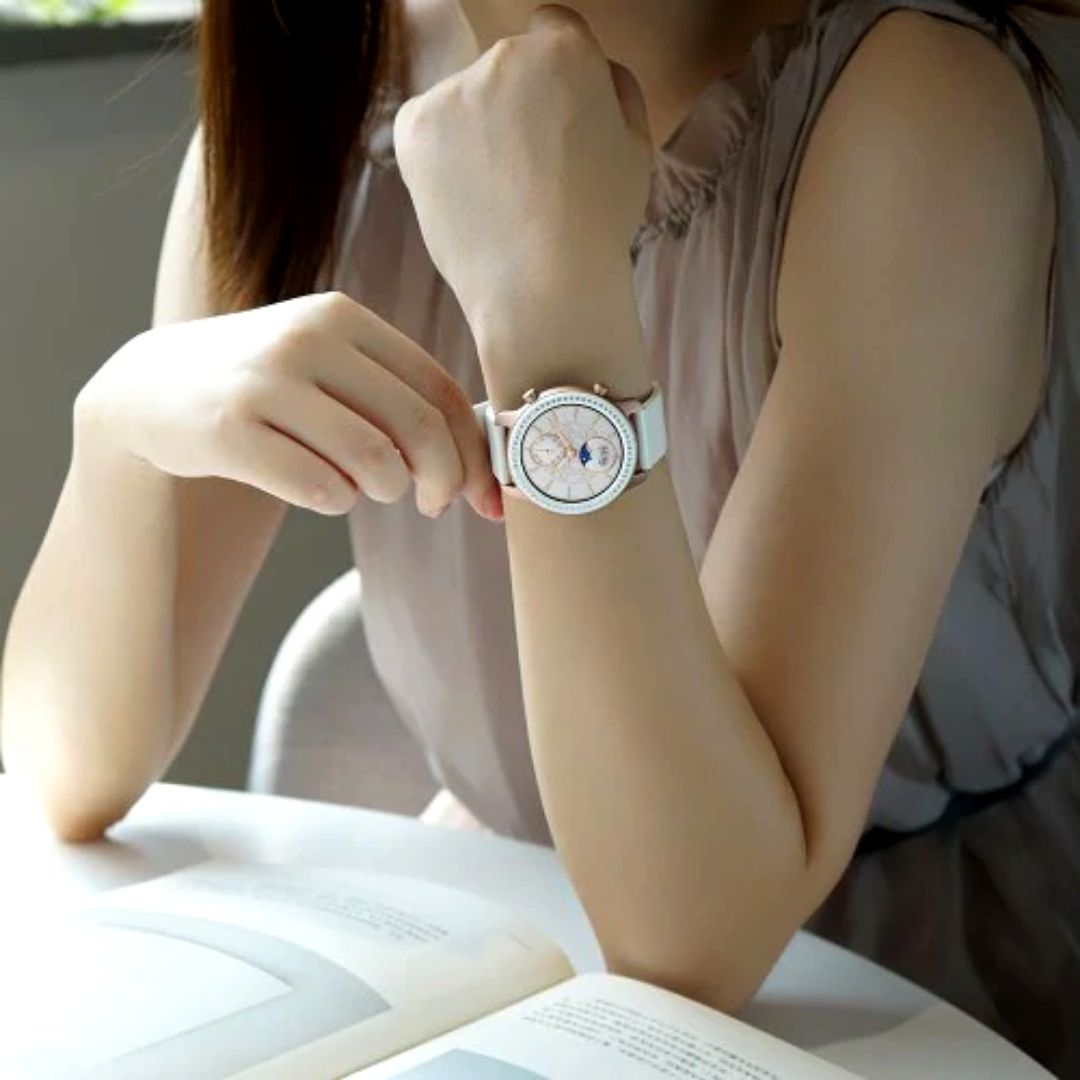 Montre Connectée Femme<br> Amazfit from Swarovski