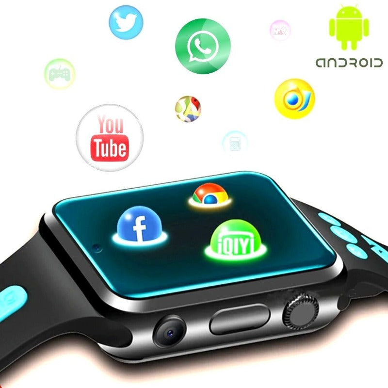 montre connectée enfant android applications