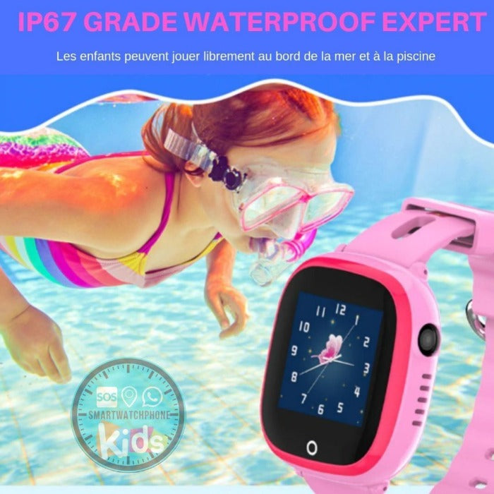 montre enfant c80 waterproof
