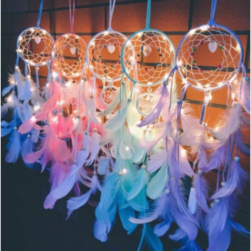 Dream Catcher Led Light - LumoDecor