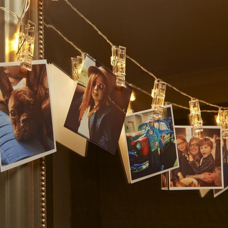 Photo String Lights - LumoDecor