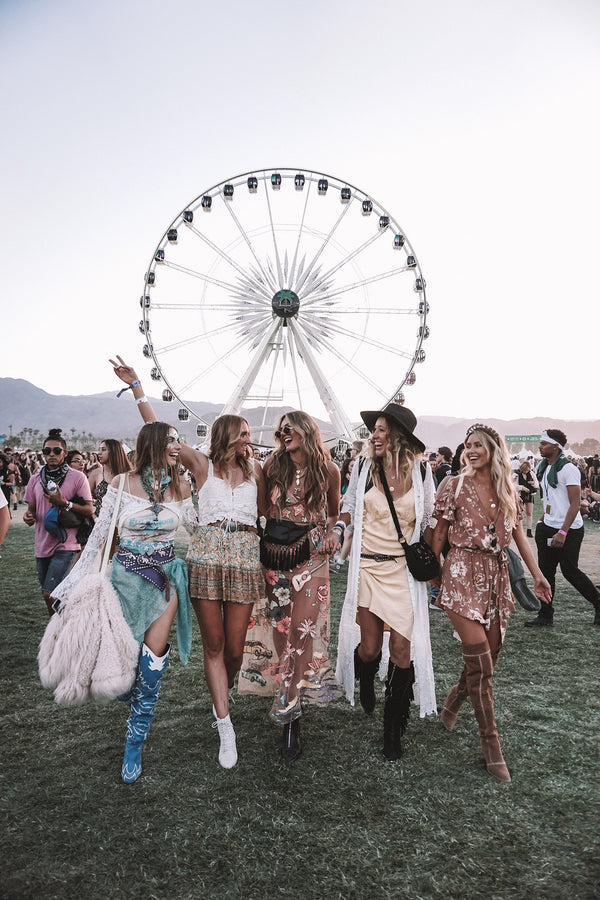 Best Bohemian Looks from Coachella 2019