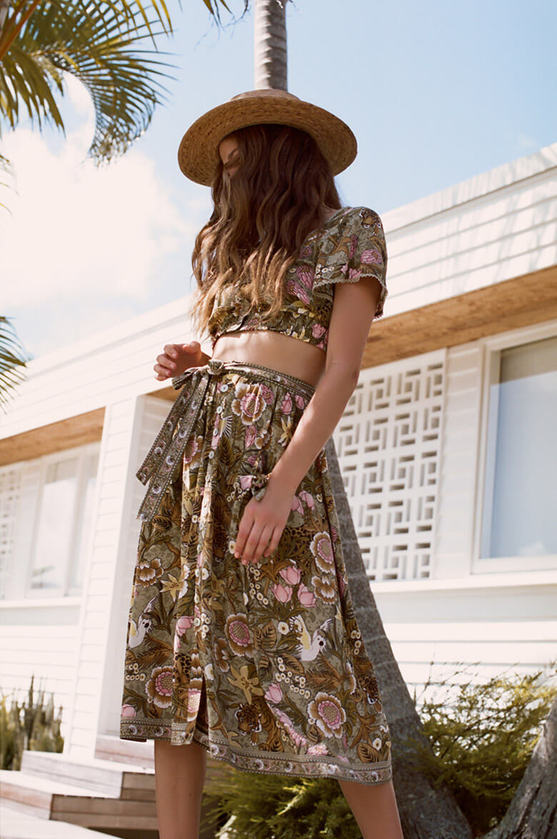 Boho Style Dreams Come True In This Collection From Spell Designs