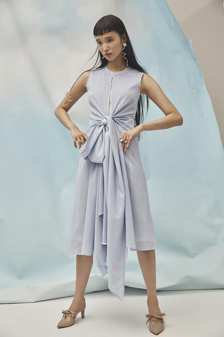 Adeam Serves Up Statement Making Style In Their Pre-Fall '19 Collection