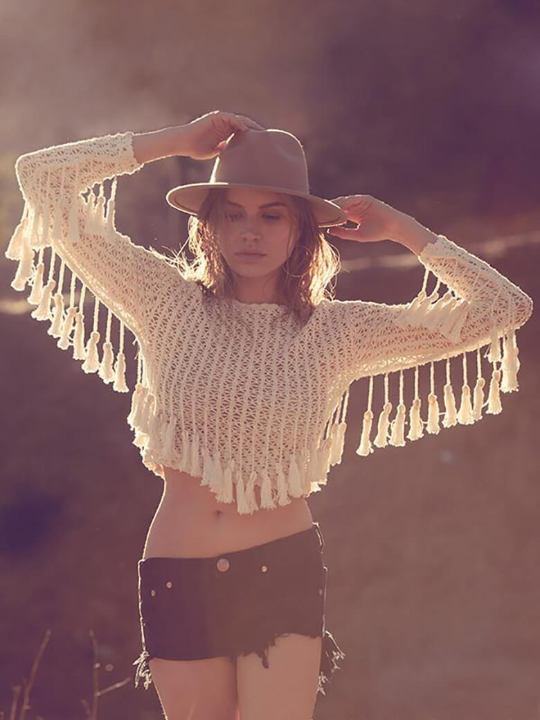 Anna Kosturova Masters Effortless, Bohemian Styles In This Dreamy Collection