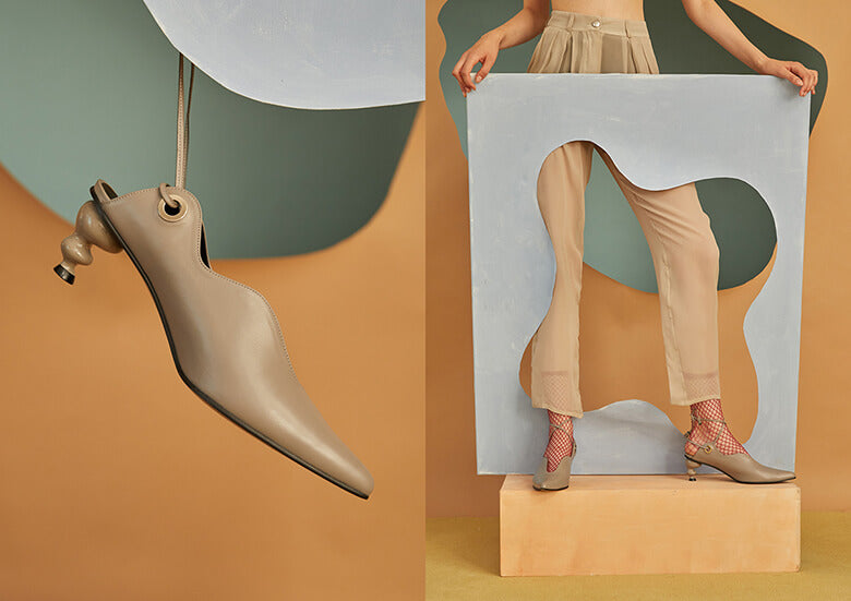 Add Style To Your Footwear Collection With Unique Designs From Yuul Yie