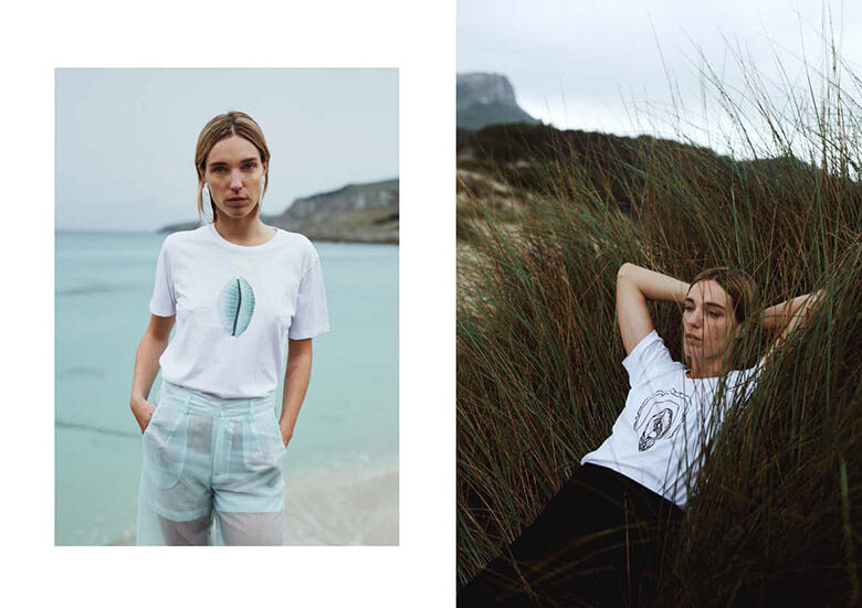 Aéryne Pays Tribute To Our Beautiful Planet for Pre'Fall '19