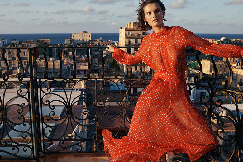 Say Hello To Multiple Style Influences In This Spring 2019 Collection From Zimmermann