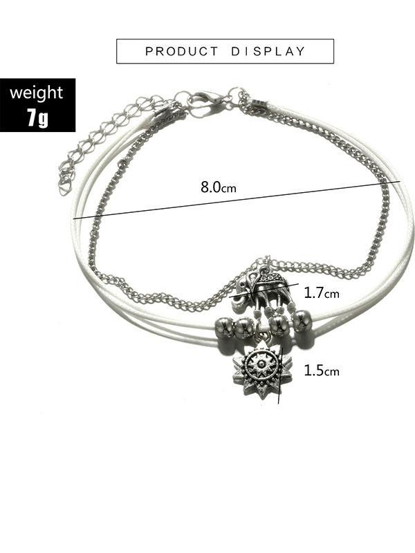 Beautiful Circle Footchain Accessories