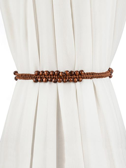 Bohemia Plait Beaded Belt Accessories