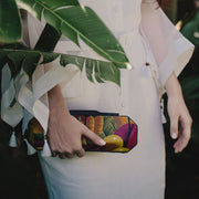 Mother of Pearl Haiti Clutch