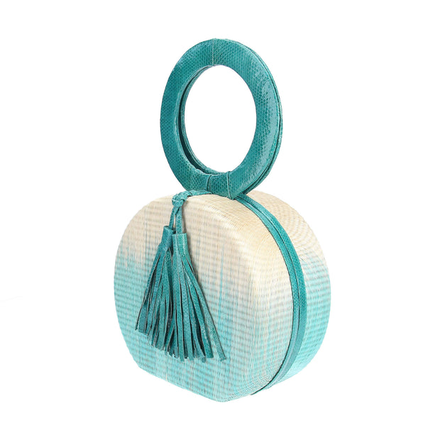 Turquoise Nora Bag