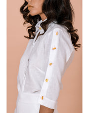 Resort Amber Tie Shirt
