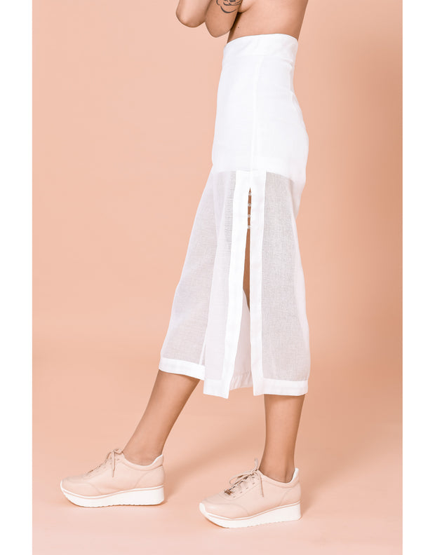 See Through Culottes