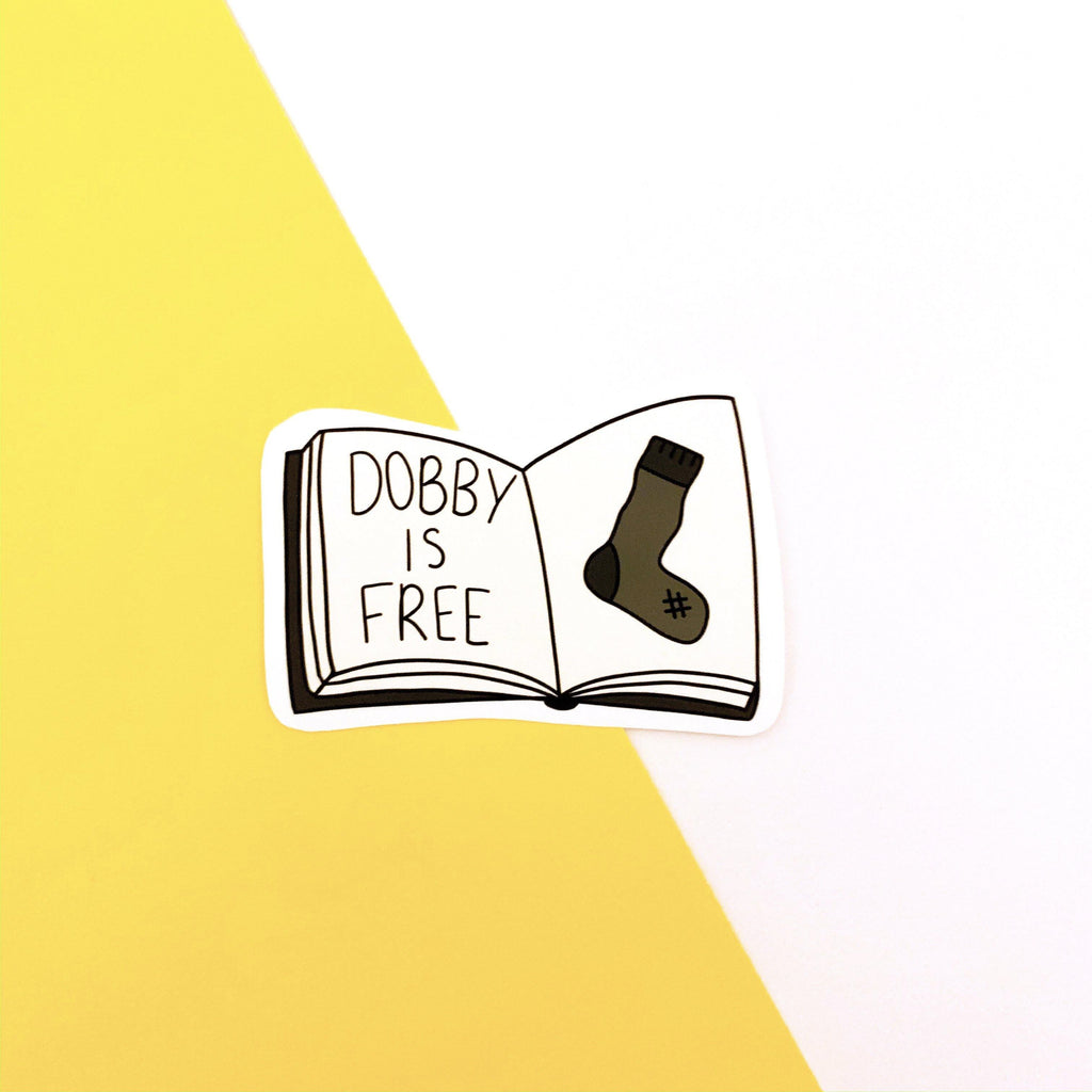 Dobby is Free - Lazy Creative