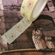 Load image into Gallery viewer, Owl Post Washi Tape - Lazy Creative