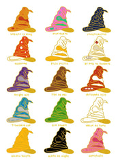 PREORDER Collectable Sorting Hat - Mystery Grab Bag - Lazy Creative
