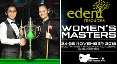 Enter Eden Women's Masters in Gloucester, England