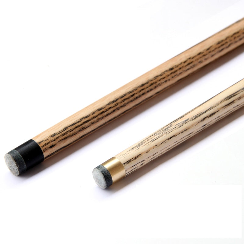 New Cuppa 3/4 Snooker Cue Stick with Case 5A North America Maple Billiard Stick 9.8mm 11.5mm Tip Billiard Cue Snooker Stick