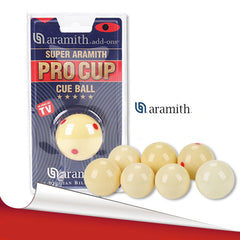 Original Aramith Billiards Cue Ball Billiards Pool Game Balls Billiard Cue Ball Crystal Cue Ball Snooker Pro Cup