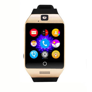 NFC Screen Touch Bluetooth Smart Wrist Watch Phone For Android Samsung S8 S7 Motorola Z LG G5 HTC Huawei Lenovo iPhone 7 Plus