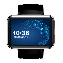 Load image into Gallery viewer, VOBERRY DM98 Smart Watch 2.2 inch IPS HD Smartwatch Phone Dual Core 512MB RAM 4GB ROM Android OS Camera 3G WCDMA GPS WIFI Watch