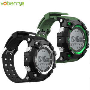 VOBERRY F2 Sport Smart Watch IP68 waterproof Smartwatch Outdoor Mode Fitness Tracker Reminder 550mAh Battery Wearable Devices