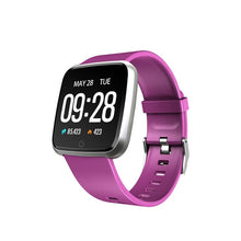 Load image into Gallery viewer, Smart Watch IP67 waterproof  Heart Rate Color Screen Pedometer bluetooth smart watch For Android For iOS
